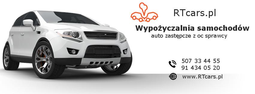 rt cars wypożyczalnia samochodów szczecin